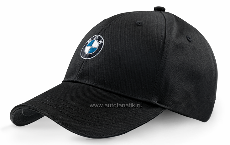 Бейсболка BMW Cap Black 80162166854