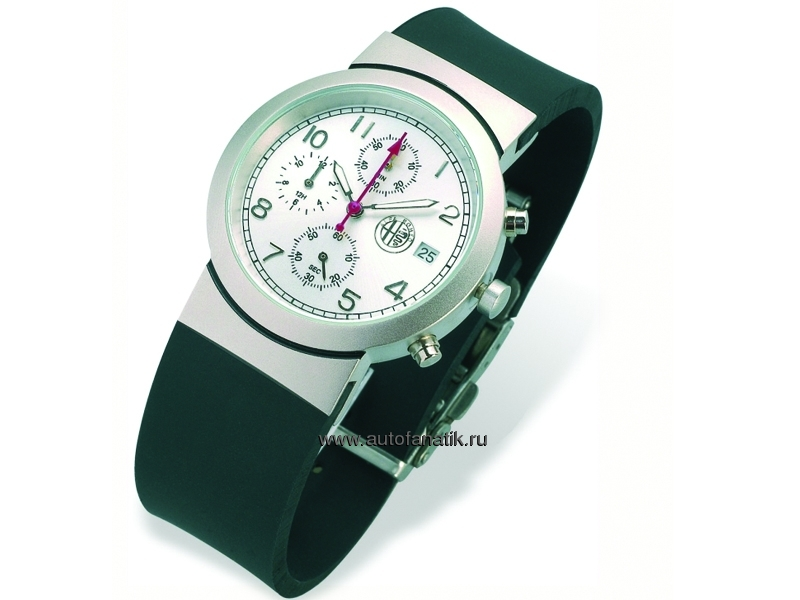 Наручные часы Alfa Romeo Chronograp Watch White 5915843