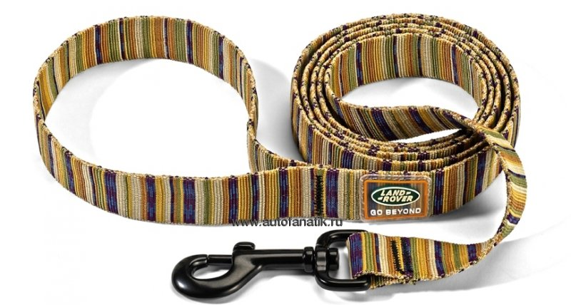 Поводок для собаки Land Rover Long, Heavy Duty Dog Lead LRO2230
