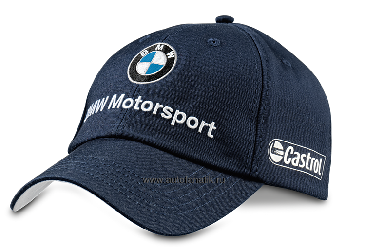 Бейсболка BMW Motorsport Team Cap 80302208121