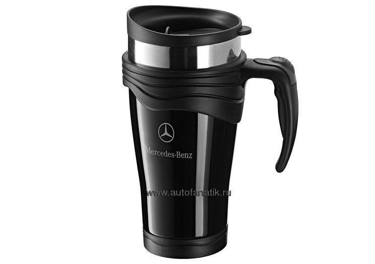 Термокружка Mercedes Thermo Mug, Black B66957528