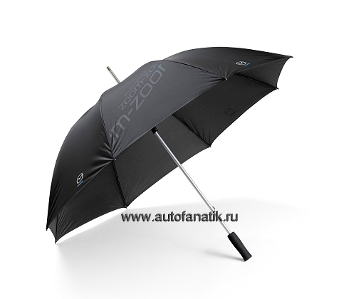 Зонт трость Mazda Stick Umbrella Black 7000ME0139BL
