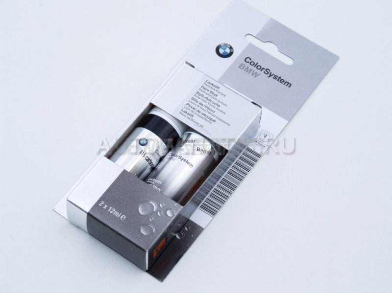 Краска-карандаш BMW Touch-up Paint Pencil 51910XXXXXX
