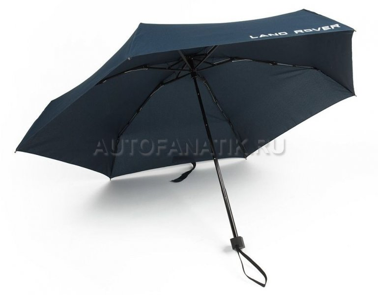 Складной зонт Land Rover Pocket Umbrella Navy LEUM282NVA