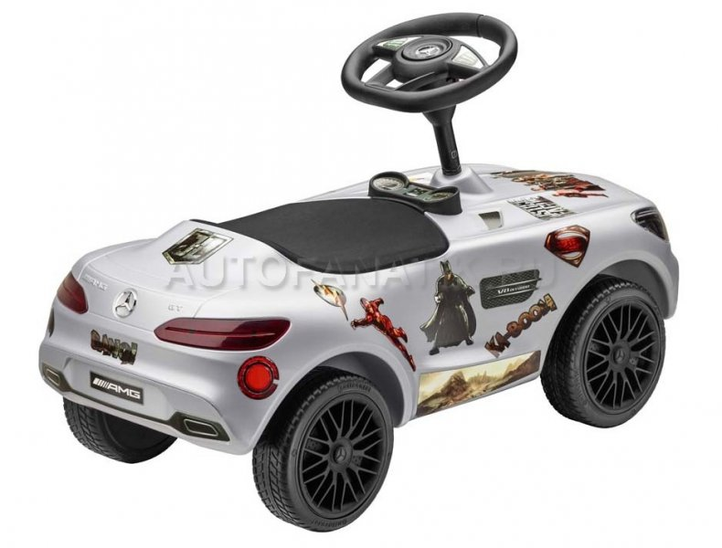 Детский автомобиль Mercedes Ride-on toy car, Bobby-AMG GT, Tribute to Bambi B66962004
